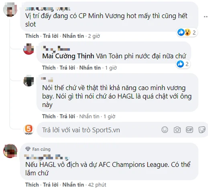 HLV Kiatisuk mời Chanathip đến V.League, fan bình luận: Áo HAGL quá chật so với anh - Ảnh 2.