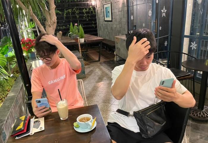 Công Phượng cafe tán gẫu với Văn Toàn, Đặng Văn Lâm bình luận một câu nghe thấy thương - Ảnh 2.