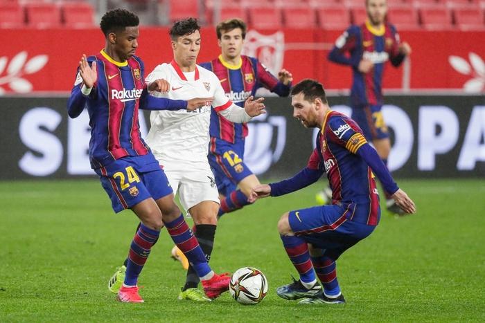 """Barca """"từ cõi chết trở về"""" kịch tích để vào chung kết Cúp nhà Vua Tây Ban Nha  - Ảnh 2."""