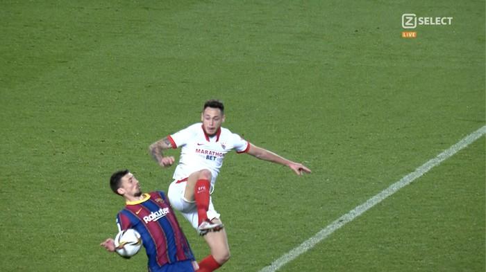 """Barca """"từ cõi chết trở về"""" kịch tích để vào chung kết Cúp nhà Vua Tây Ban Nha  - Ảnh 11."""