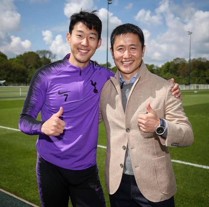 Học trò cũ của HLV Park Hang-seo làm Phó chủ tịch Hiệp hội bóng đá Hàn Quốc - Ảnh 1.