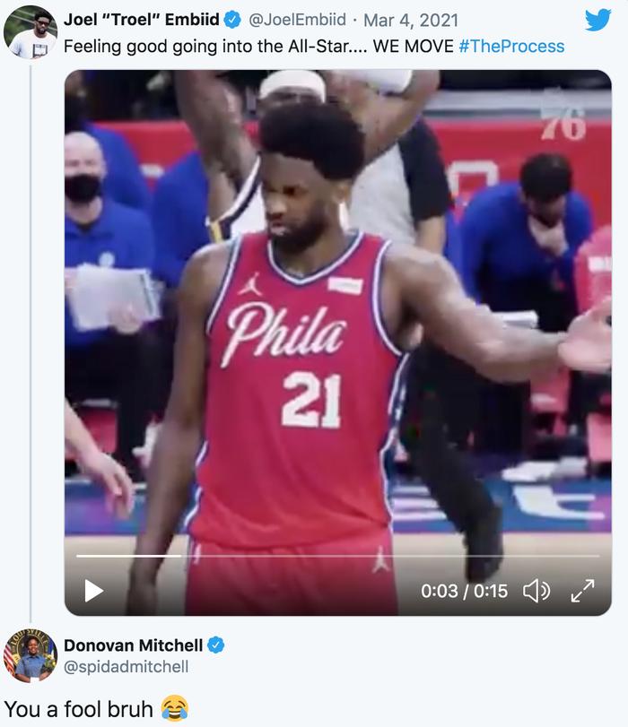"""Phản ứng trái chiều của các sao NBA về """"tiếng còi ma"""" trong trận đấu giữa Utah Jazz và Philadelphia 76ers - Ảnh 3."""