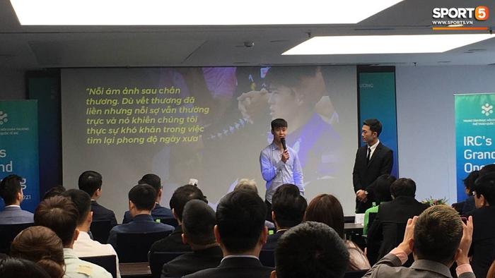 Xuân Trường mở trung tâm chữa chấn thương, Quang Hải, Văn Toàn bảnh bao đến chúc mừng - Ảnh 8.