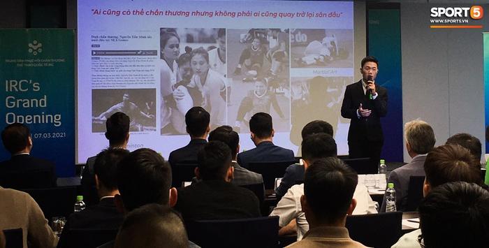 Xuân Trường mở trung tâm phục hồi chấn thương, Quang Hải, Văn Toàn bảnh bao đến chúc mừng - Ảnh 10.