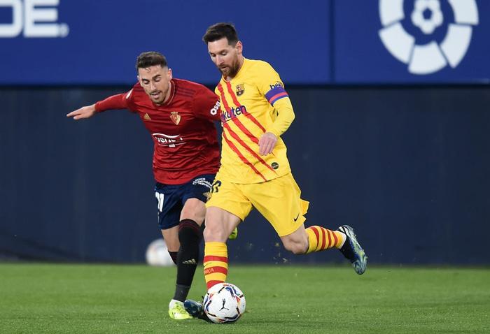 Messi tỏa sáng, Barca áp sát ngôi đầu La Liga - Ảnh 3.