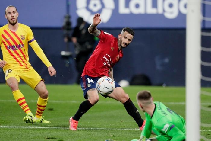 Messi tỏa sáng, Barca áp sát ngôi đầu La Liga - Ảnh 7.