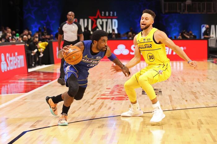 Giannis Antetokounmpo lập kỷ lục All Star với danh hiệu MVP, Team LeBron thắng dễ đối thủ - Ảnh 3.