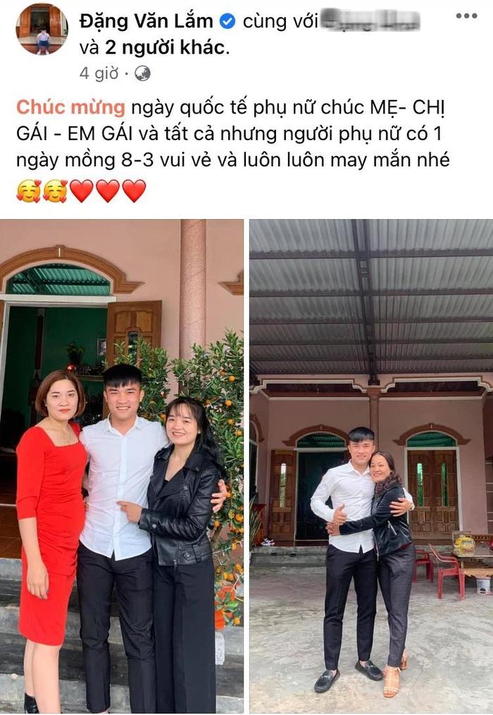Cầu thủ bóng đá Việt Nam gửi lời chúc đặc biệt gì đến phái đẹp ngày 8/3? - ảnh 5