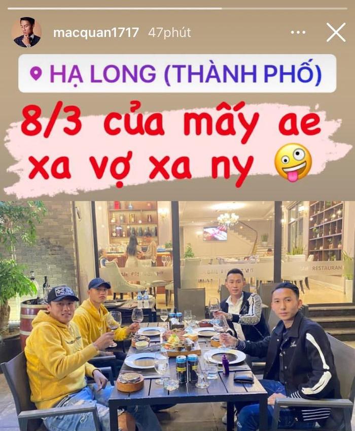 Cầu thủ bóng đá Việt Nam gửi lời chúc đặc biệt gì đến phái đẹp ngày 8/3? - ảnh 6