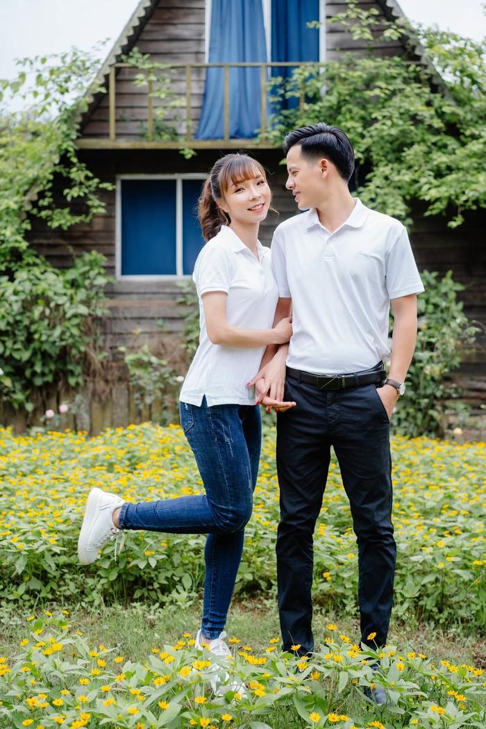 Tuyển thủ nữ Việt Nam bất ngờ thông báo lên xe hoa cùng anh tài xế của Liên đoàn bóng đá Việt Nam - Ảnh 3.