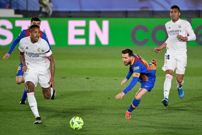Messi thẫn thờ, nối dài chuỗi thất vọng kể từ ngày Ronaldo chia tay Siêu kinh điển - Ảnh 6.