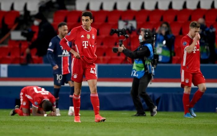 Cầu thủ đắt giá nhất thế giới gục đầu ôm mặt, xúc động không nói nên lời sau khi loại Bayern - Ảnh 6.