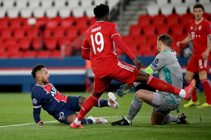 Bayern Munich chính thức trở thành cựu vương sau chiến thắng tối thiểu trước PSG - Ảnh 2.