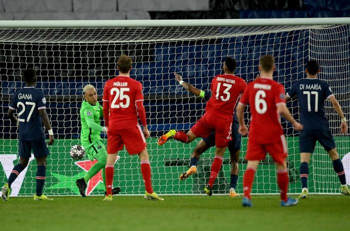 Bayern Munich chính thức trở thành cựu vương sau chiến thắng tối thiểu trước PSG - Ảnh 3.