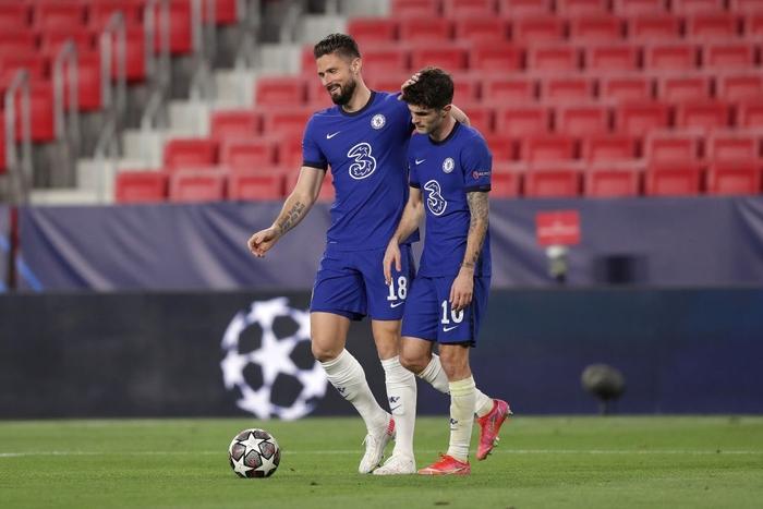 Vượt mặt MU, Chelsea trở thành đội bóng Anh đầu tiên làm được điều này ở đấu trường danh giá Champions League - Ảnh 1.