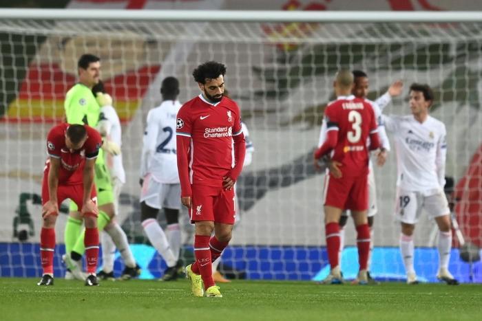 Salah chân gỗ, Liverpool bất lực để Real Madrid loại khỏi Champions League - Ảnh 5.