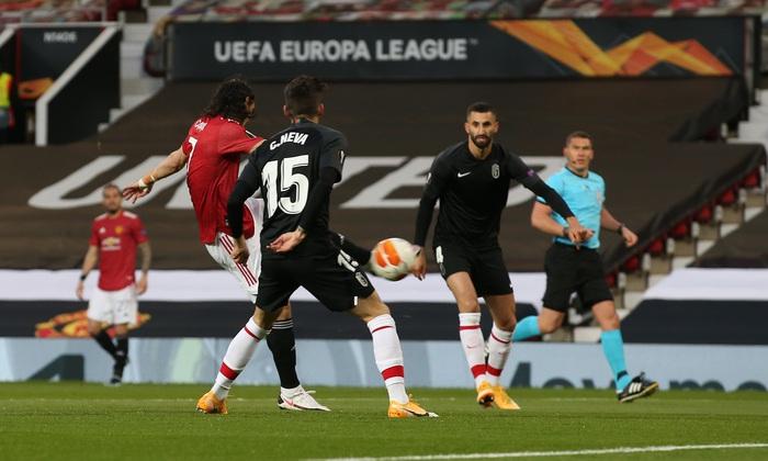 MU nhẹ nhàng vượt qua Granada, đại chiến AS Roma tại bán kết Europa League - Ảnh 4.