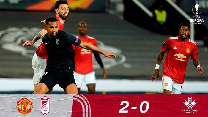 MU nhẹ nhàng vượt qua Granada, đại chiến AS Roma tại bán kết Europa League - Ảnh 1.