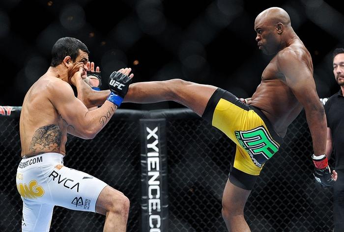 Cú đá thay đổi làng MMA mãi mãi (Kỳ 3): Silva, Belfort và sự thăng tiến của UFC - Ảnh 4.