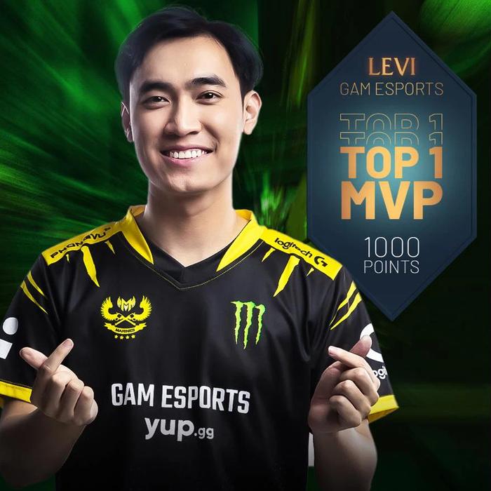 GAM Esports Levi