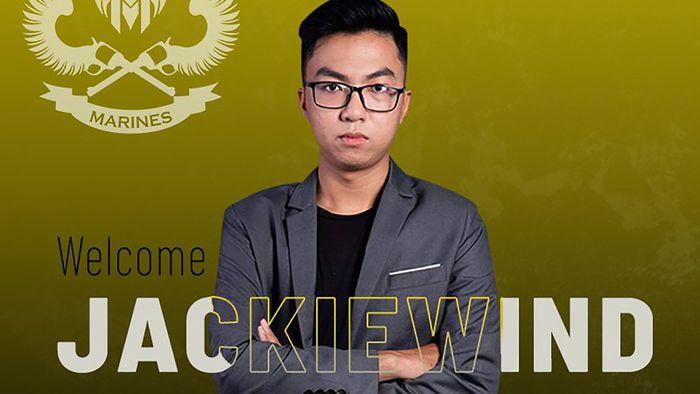 HLV GAM Esports: Jackie Wind