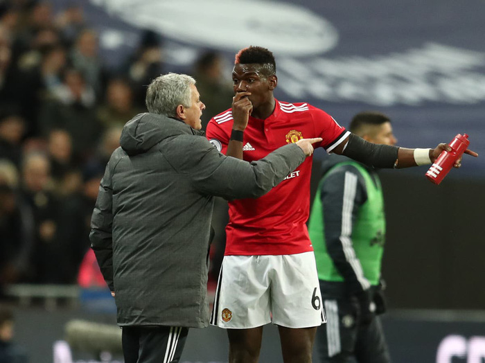 Paul Pogba bóc mẽ Mourinho và bi kịch của Người đặc biệt - Ảnh 1.