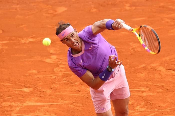 Nối bước Djokovic, Nadal bất ngờ dừng bước ở tứ kết Monte Carlo - Ảnh 3.
