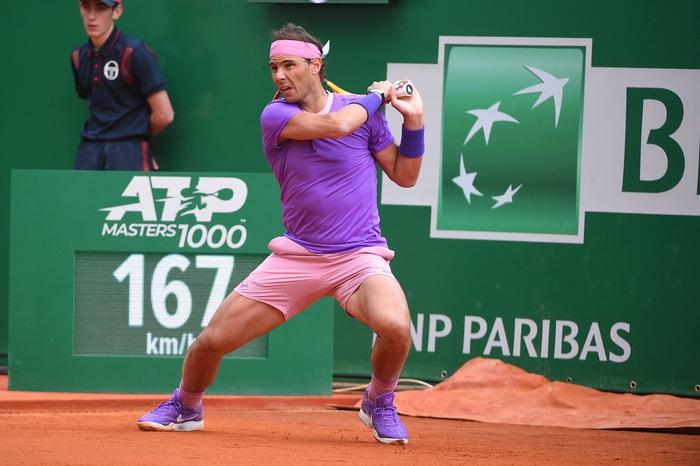 Nối bước Djokovic, Nadal bất ngờ dừng bước ở tứ kết Monte Carlo - Ảnh 4.