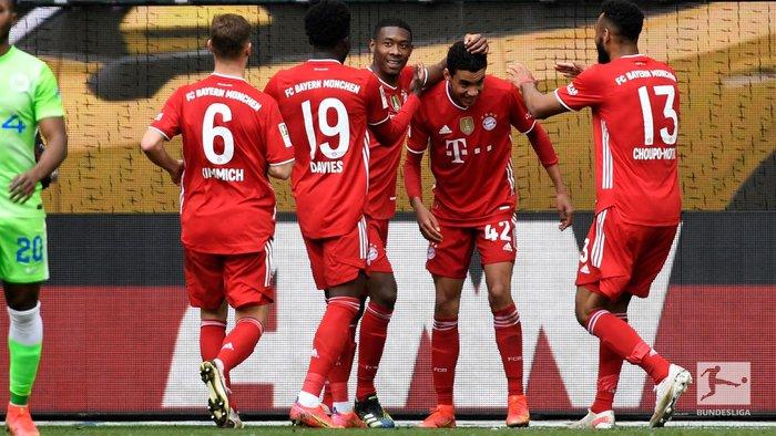 Sao trẻ tỏa sáng giúp Bayern Munich thắng sát nút - Ảnh 2.