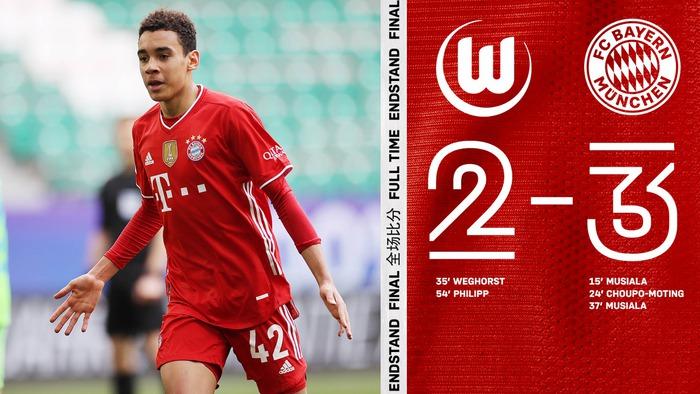 Sao trẻ tỏa sáng giúp Bayern Munich thắng sát nút - Ảnh 1.