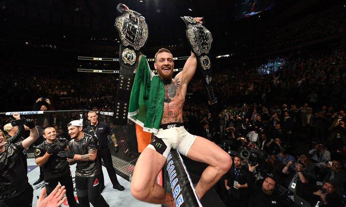 Conor McGregor yêu cầu UFC làm chiếc đai riêng để khoe độ giàu có - Ảnh 2.