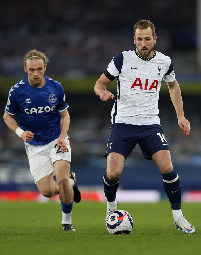 Rượt đuổi gay cấn, Tottenham chia điểm với Everton trong ngày Harry Kane lập cú đúp - Ảnh 8.