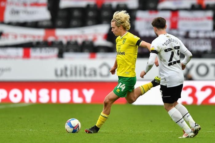 Norwich chính thức quay trở lại với Premier League chỉ sau một mùa bị xuống hạng - Ảnh 2.