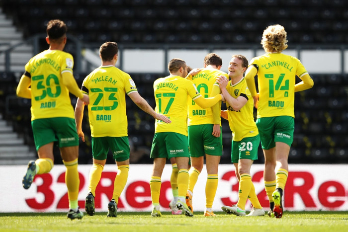 Norwich chính thức quay trở lại với Ngoại hạng Anh chỉ sau một mùa bị xuống hạng - Ảnh 6.
