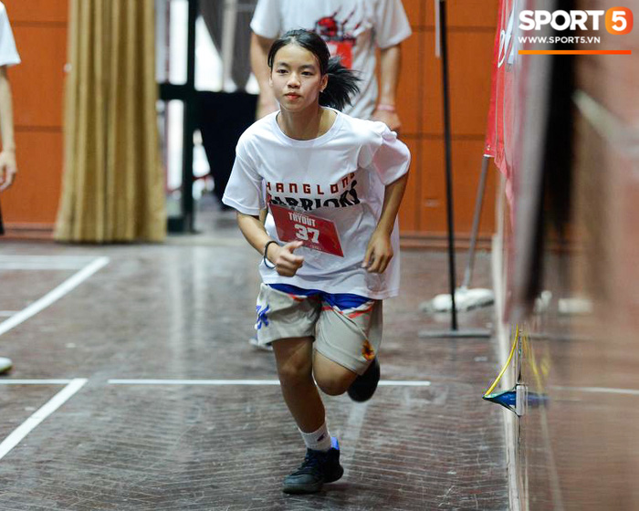 Cảm động câu chuyện bất chấp khó khăn dự try-out Thang Long Warriors của hai nữ cầu thủ nhí - ảnh 6