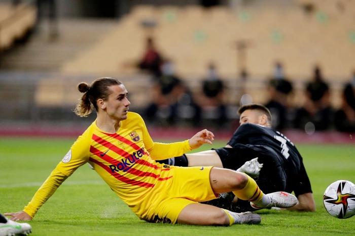 Bùng nổ ở hiệp 2, Barcelona dễ dàng vùi dập Bilbao để lên ngôi tại Cúp Nhà vua Tây Ban Nha - Ảnh 4.