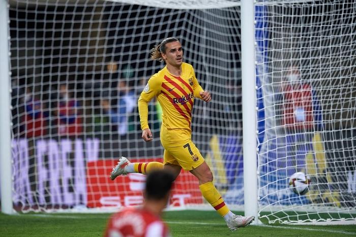 Bùng nổ ở hiệp 2, Barcelona dễ dàng vùi dập Bilbao để lên ngôi tại Cúp Nhà vua Tây Ban Nha - Ảnh 5.