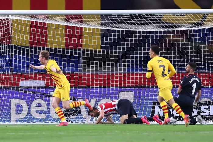Bùng nổ ở hiệp 2, Barcelona dễ dàng vùi dập Bilbao để lên ngôi tại Cúp Nhà vua Tây Ban Nha - Ảnh 6.
