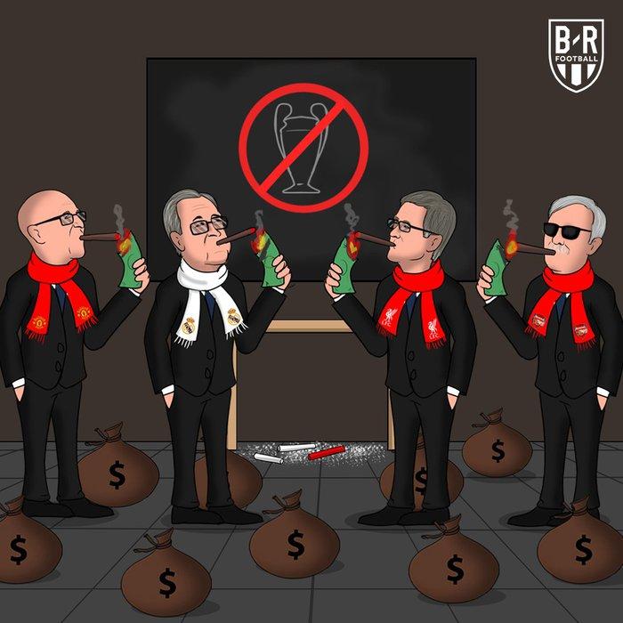 Góc hài hước: Siêu giải đấu 6 tỷ USD Super League giúp Lingard thống trị Quả bóng vàng - Ảnh 4.