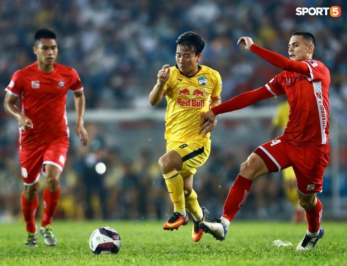 Bạn thân bóc mẽ pha kiến tạo của Minh Vương giúp HAGL thắng CLB Hải Phòng - Ảnh 3.