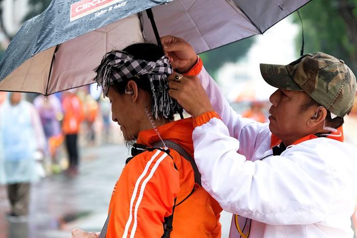 Những hình ảnh tác nghiệp ấn tượng trên tuyến đường dài 2.450km tại Cúp Truyền hình TP. Hồ Chí Minh - Ảnh 3.