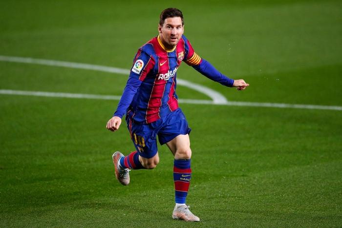 Messi tỏa sáng rực rỡ, Barca đại thắng 5-2 để tiếp tục cuộc đua tam mã La Liga - Ảnh 1.