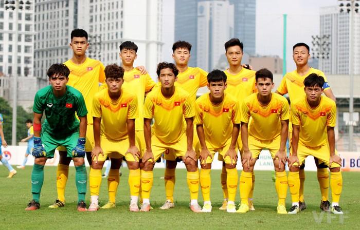 HLV U18 Việt Nam mong chạm trán HLV Park Hang-seo để cải thiện thiếu sót của đội tuyển trẻ - Ảnh 3.