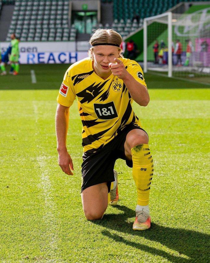 Erling Haaland bùng nổ đưa Dortmund áp sát top 4 - Ảnh 2.