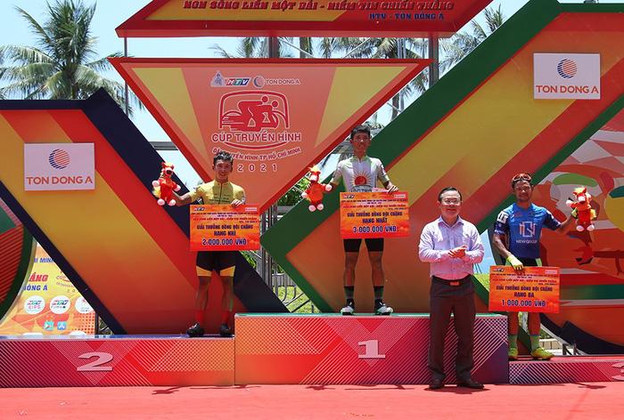 Lê Nguyệt Minh xuất sắc thắng chặng 17 Cúp Truyền hình TP. Hồ Chí Minh - Ảnh 11.