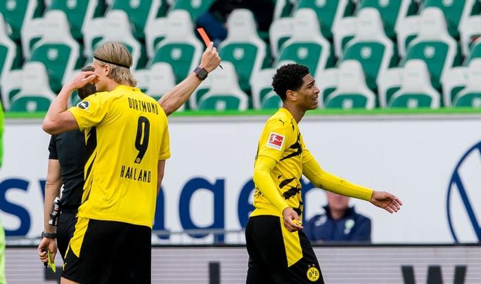 Erling Haaland bùng nổ đưa Dortmund áp sát top 4 - Ảnh 5.