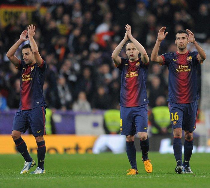 Những bộ 3 tiền vệ hay nhất khi thi đấu cùng nhau thế kỷ 21 - Ảnh 5.