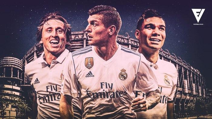 Những bộ 3 tiền vệ hay nhất khi thi đấu cùng nhau thế kỷ 21 - Ảnh 4.