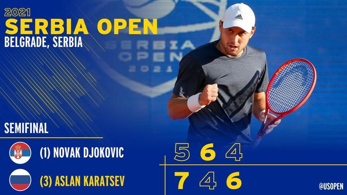 Nadal vào chung kết Barcelona, Djokovic thua sốc ở quê nhà - Ảnh 10.