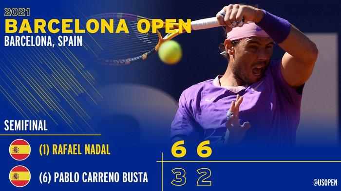 Nadal vào chung kết Barcelona, Djokovic thua sốc ở quê nhà - Ảnh 5.
